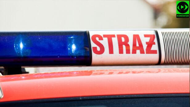 Na miejsce pojechała straż pożarna (zdj. ilustracyjne) Shutterstock