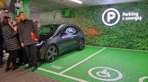 Samochód elektryczny naładujesz za darmo