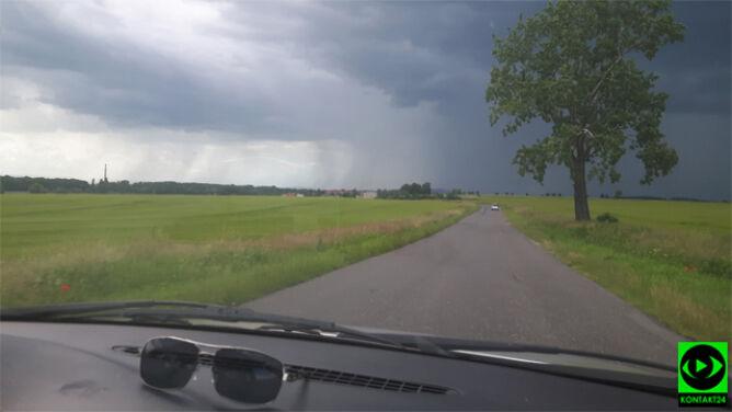 Kierowcom na zachodzie przydadzą się wycieraczki, na wschodzie klimatyzacja