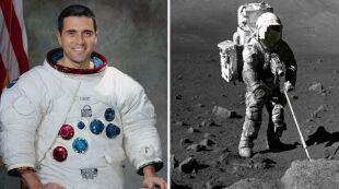 Ostatni człowiek misji Apollo w Polsce. Opowiadał o księżycowych doświadczeniach