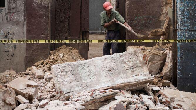Trzęsienie ziemi w Meksyku. Co najmniej 10 ofiar śmiertelnych