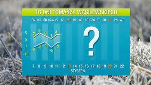 Prognoza pogody na 16 dni: nad Polską starcie mrozu z odwilżą